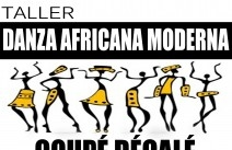 Ir al evento: Taller de danza africana moderna