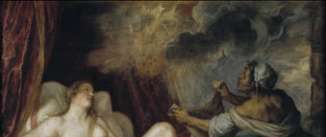 Ir al evento: TIZIANO: Dánae, Venus y Adonis. Las primeras poesías