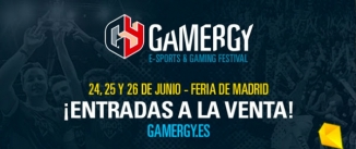Ir al evento: GAMERGY 2016