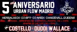 Ir al evento: URBAN FLOW MADRID