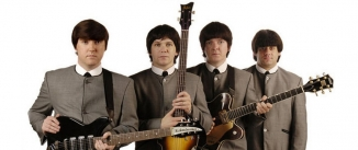 Ir al evento: THE BEATLES TRIBUTE
