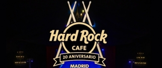 Ir al evento: HARD ROCK Live Madrid