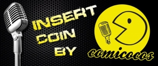 Ir al evento: COMICOCOS: Insert coin
