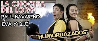 Ir al evento: RAUL NAVAREÑO Y EVA LENDINEZ Humordazados