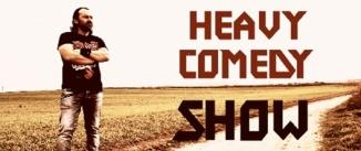 Ir al evento: The Heavy Comedy Show con DAVID CÉSAR