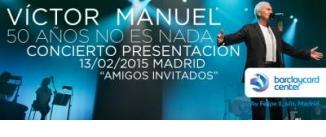Ir al evento: VÍCTOR MANUEL