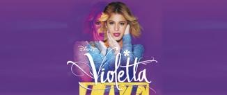 Ir al evento: Disney VIOLETTA en concierto