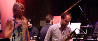 "Ir al evento: WALTER SAX BIG BAND & NOA LUR ""Life is a Cabaret"""