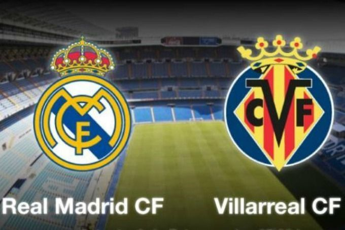 Real Madrid vence 3 a 2 al Villarreal