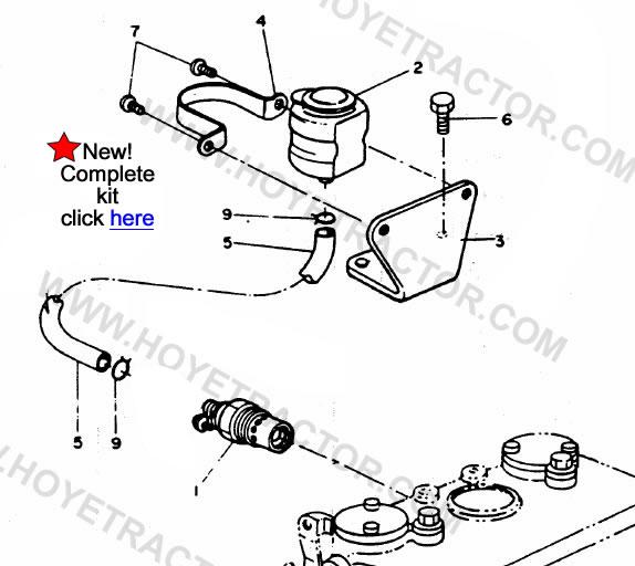 GLOW_PLUG: Yanmar Tractor Parts