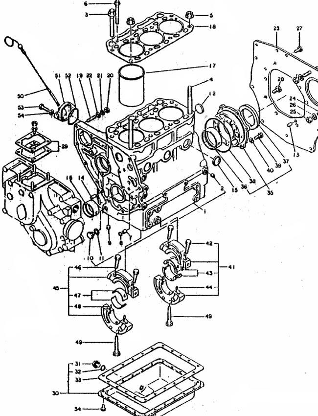 Yanmar Tractor Wiring Diagram - Diagrams Catalogue