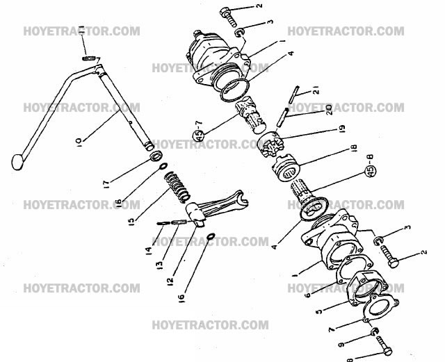 Mahindra Tractor Electrical Wiring Diagrams, Mahindra