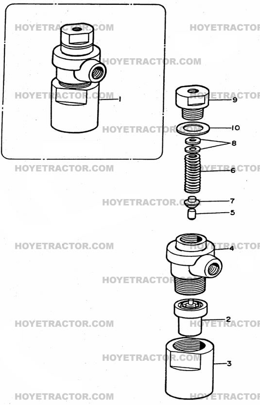 INJECTOR: Yanmar Tractor Parts