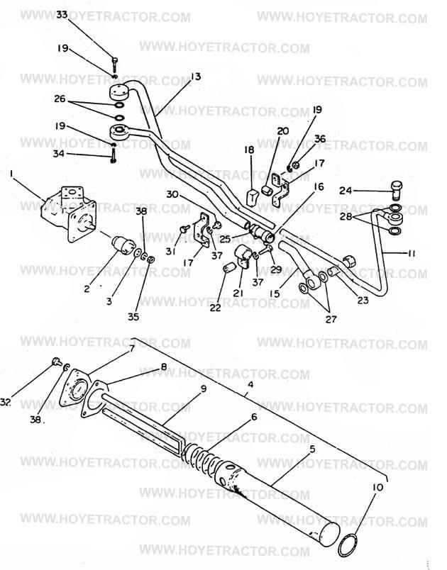 HYDRAULIC_SYSTEM: Yanmar Tractor Parts