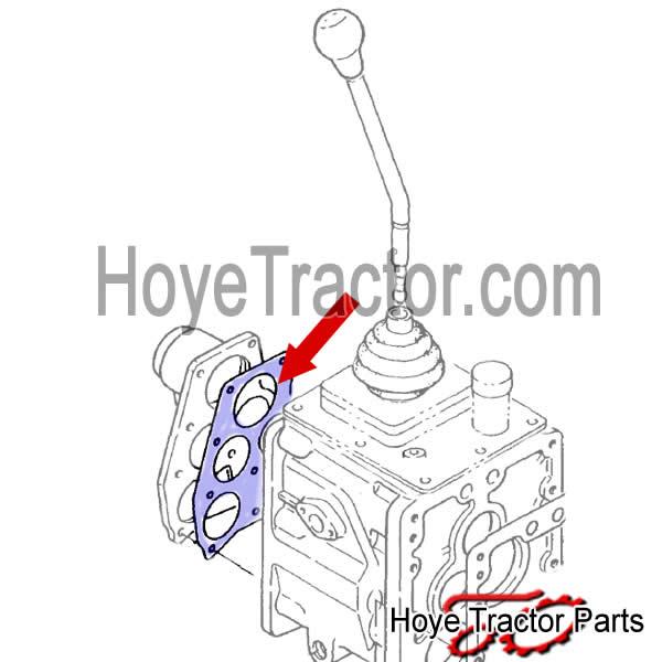 Case Gasket: Yanmar Tractor Parts