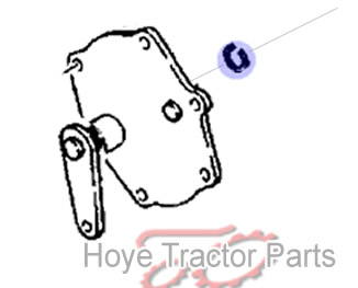 RETAINER RING: Yanmar Tractor Parts