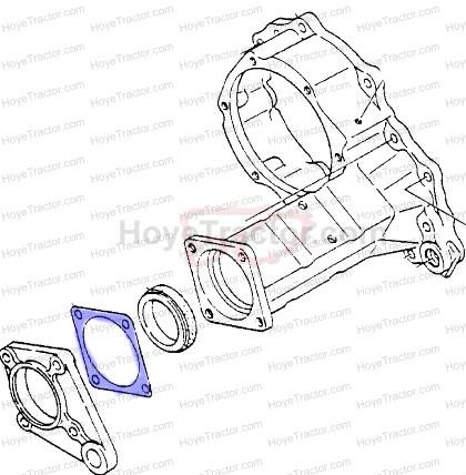 GASKET: Yanmar Tractor Parts