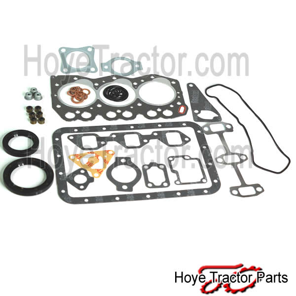 Engine Gasket Kit: Yanmar Tractor Parts