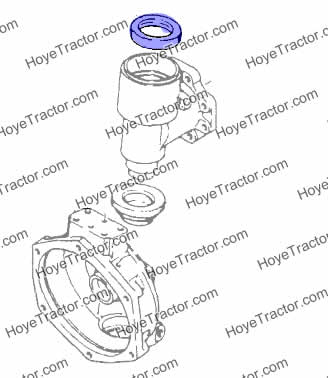 KNUCKLE SEAL: Yanmar Tractor Parts