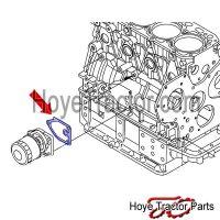 EX2900 Cub Cadet / Yanmar: Yanmar Tractor Parts