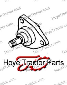 OIL PUMP (STRAIGHT TEETH) _: Yanmar Tractor Parts