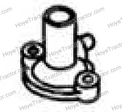 THERMOSTAT HOUSING / COVER: Yanmar Tractor Parts