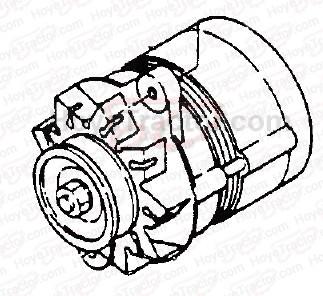 ALTERNATOR_: Yanmar Tractor Parts