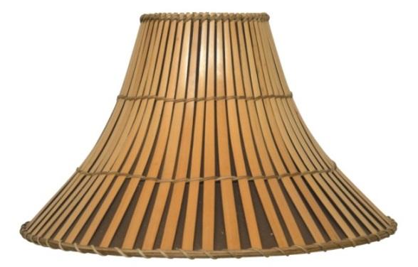 See Wicker Rattan Bamboo Seagrass Lamp Shade