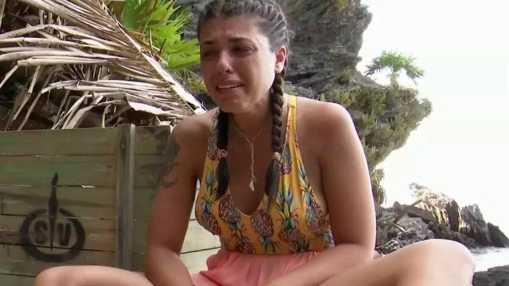 Lola en Playa Destierro