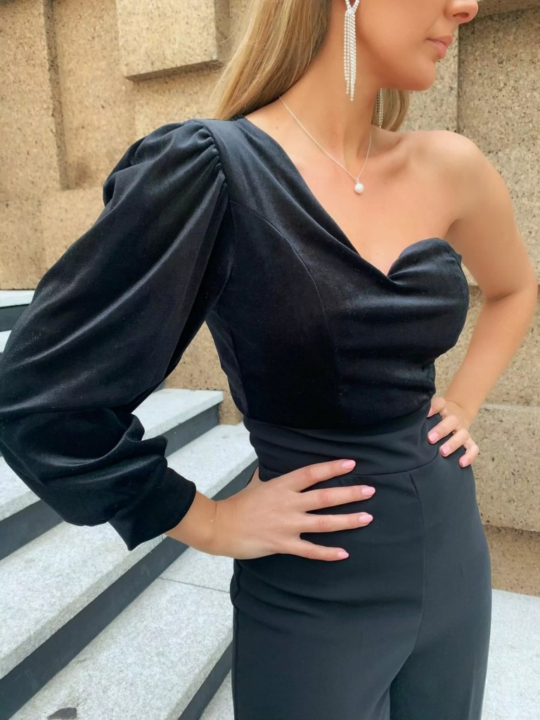 blusas invitada de boda