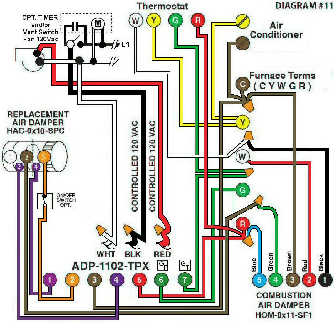 diagram 11?resize=665%2C643 bathroom fan timer and light switch how to install a bathroom fan wiring a bathroom fan and light diagram at creativeand.co