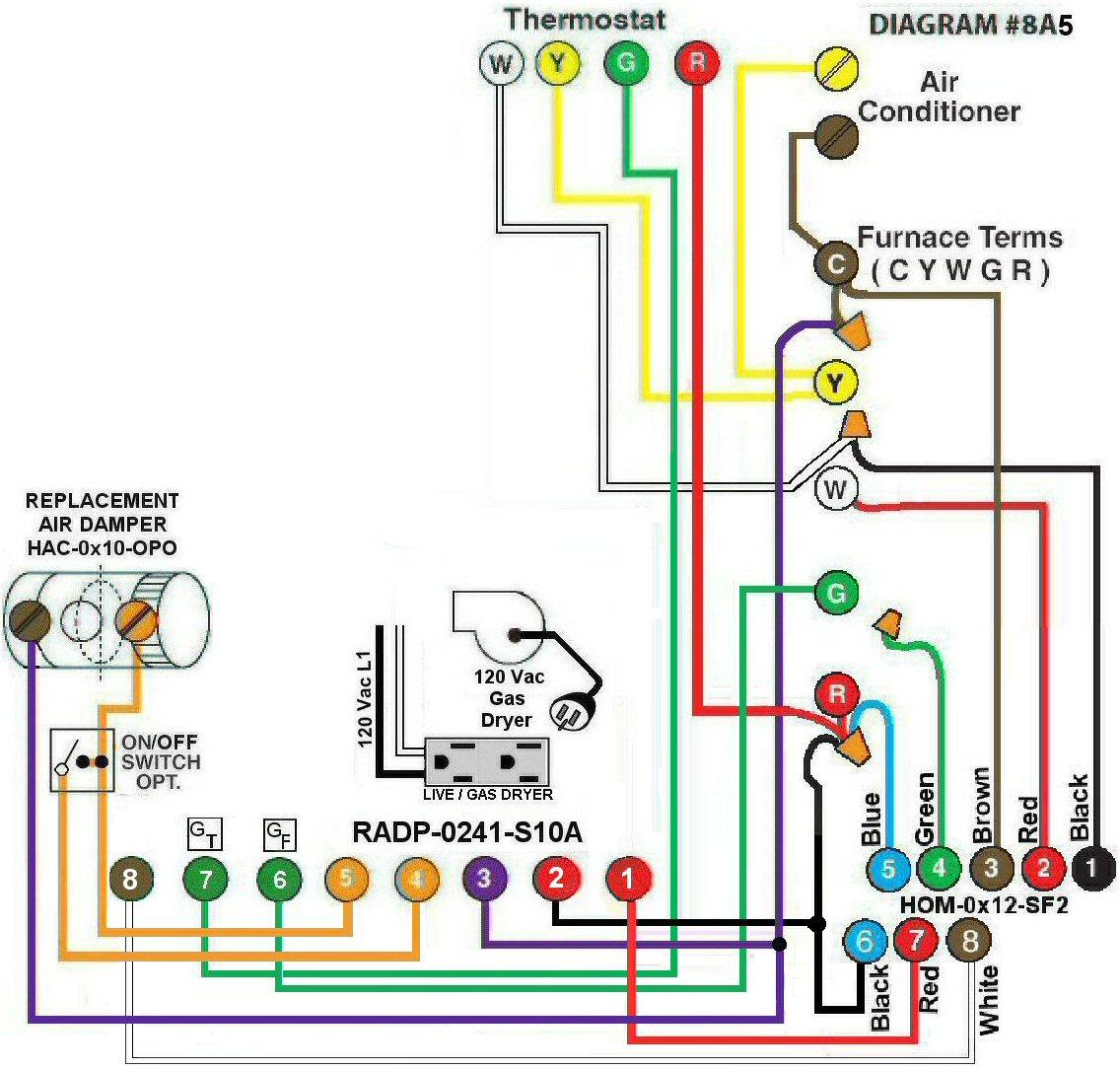 Fireplace Millivolt Gas Valve Schematic Honeywell Diagram Wiring Apk11