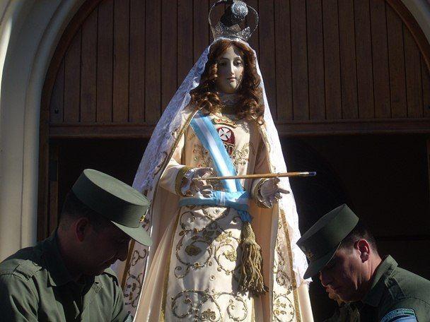 Viernes 24: asueto municipal por el Día de la Virgen de las Mercedes