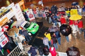 Rally Mercedes 2011