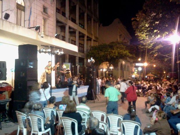 Verano en las plazas 2013 - Plaza San Martín