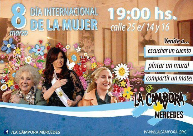 Día Internacional de la Mujer -