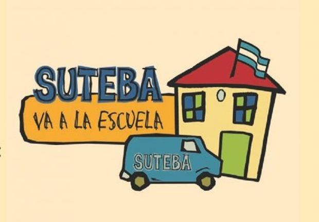 Suteba va a la escuela