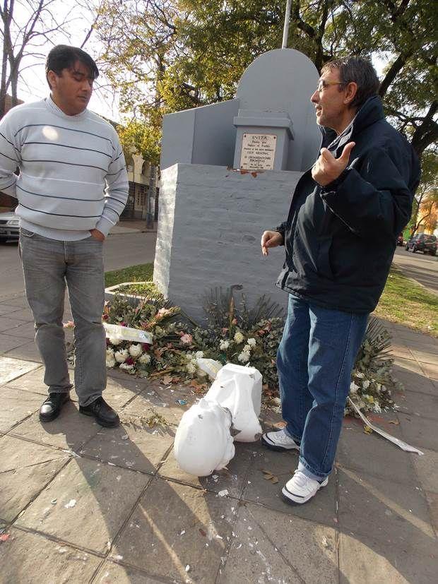 Monumento Eva Perón
