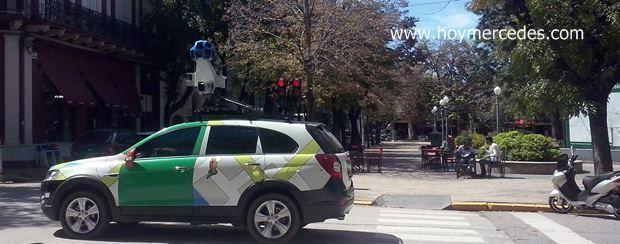 Googlestreetview-Mercedes