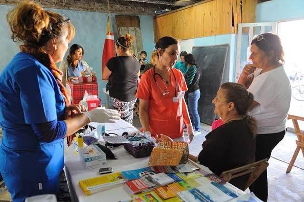 Más de 120 vecinos se atendieron en operativo de salud en «Barrio La Amistad»