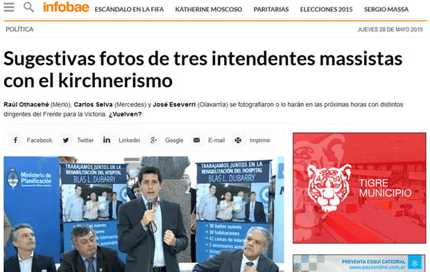 Carlos Selva y Mercedes en medios nacionales ¿Ficción o realidad? ¿FR o FpV?