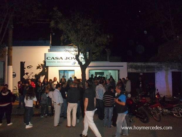 Casa Joven celebró sus primeros 5 años de vida institucional con gran asistencia de público