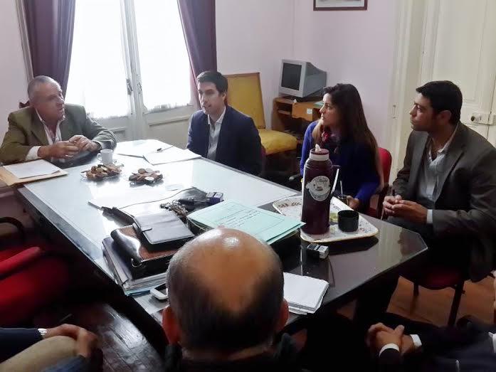 Ustarroz destacó la incorporación de Mercedes al programa de descentralización de la policía bonaerense