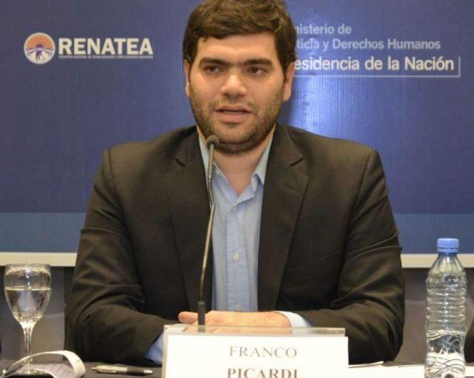 Mercedino Franco Picardi nombrado Fiscal Federal en Comodoro Py