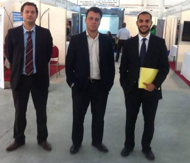 Castelucci reafirma ante empresarios su propuesta de creación de la Secretaría de Industria y Producción