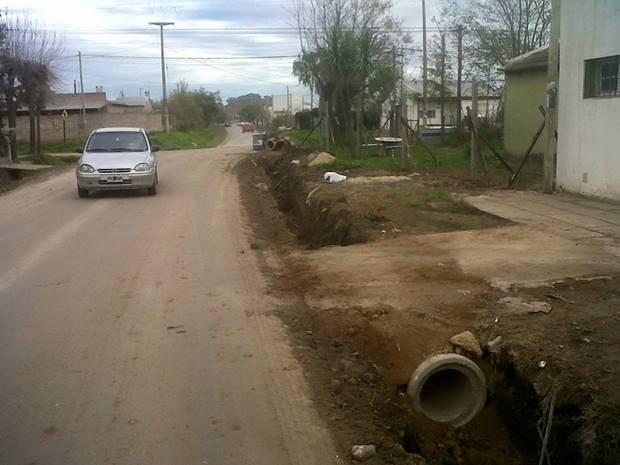 """Salomone brindó detalles del """"Plan barrial de pavimentación"""""""