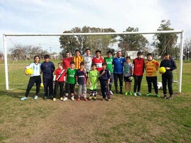 Destacan el crecimiento de las Escuelas de Deportes de la Comuna