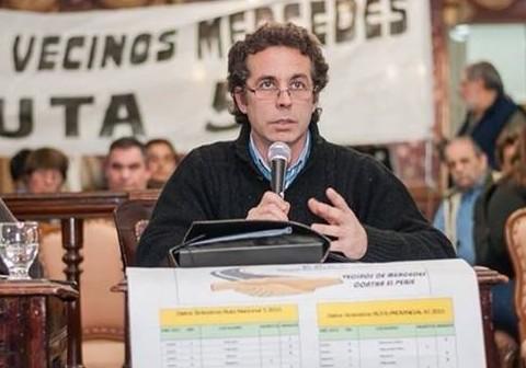 Carlos Mosso sería el flamante Coordinador de «Infraestructura y Vialidad»