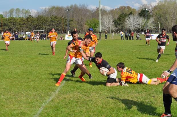 Mercedes Rugby Club gritó campeón con una victoria ante Almafuerte