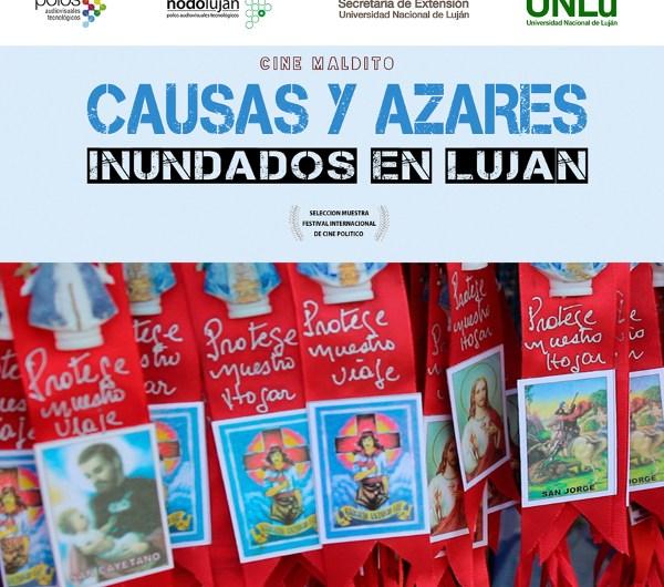 Documental sobre inundación de Río Luján realizado por UNLu seleccionado a festival internacional